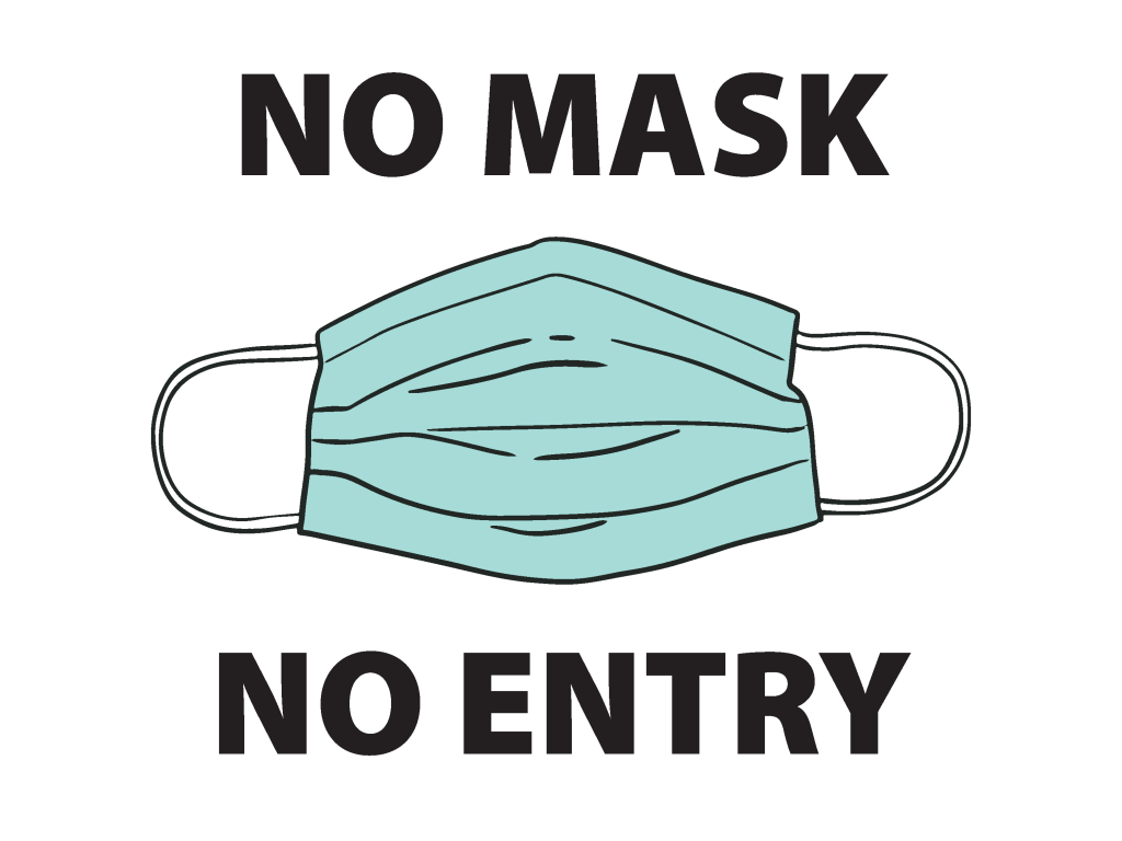 Free Mask Posters